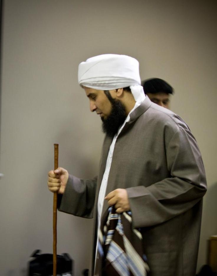 Shaykh Habib Ali Al-Jifri
