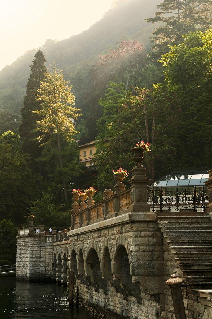 Easter on the magic shores of Lake Como