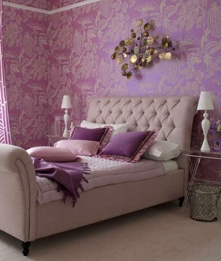 Best Purple Bedroom Ideas Images On Pinterest Home Bedrooms