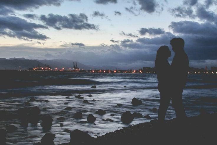 Ночь, море, любовь