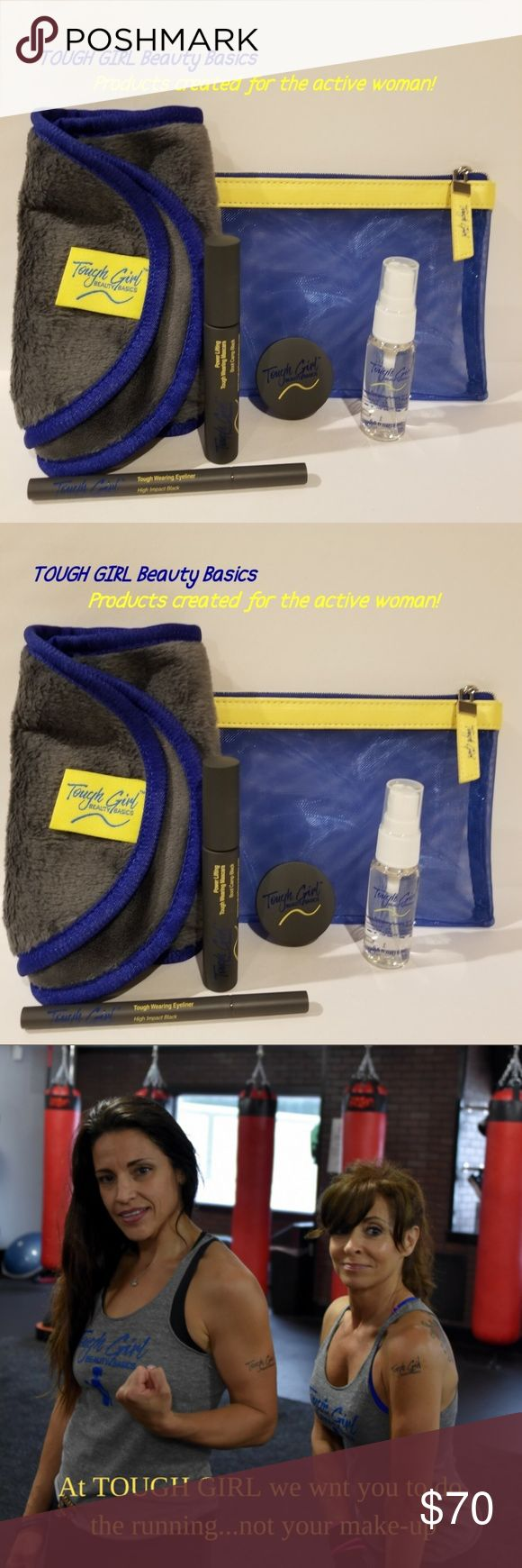 Cosmetics Tough Girl products were created for the active woman! Each kit contai…