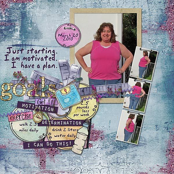 Image detail for -Help: Scrapping Weight Loss - DigiShopTalk Digital Scrapbooking