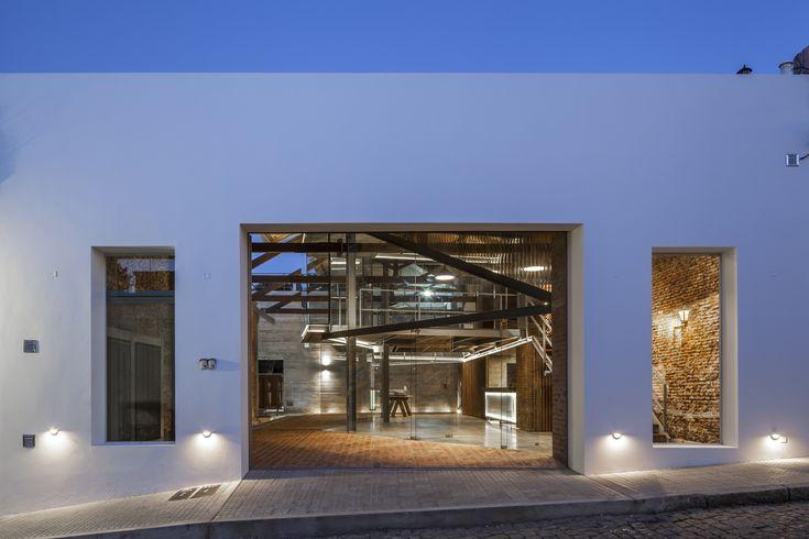 Gallery of Paseo de La Brecha Museum / Frazzi Arquitectos - 1