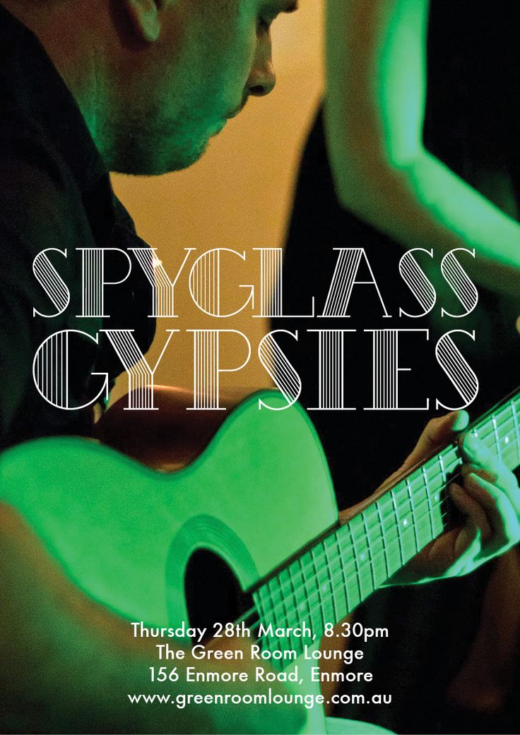 Spyglass Gypsies - Thursday 28th March