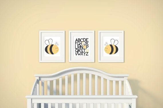 Best 25 Bumble Bee Nursery Ideas On Pinterest Bee