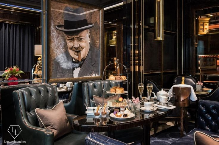 Quintessentially British - The Wellesley London is offering a Winston Churchill themed afternoon tea