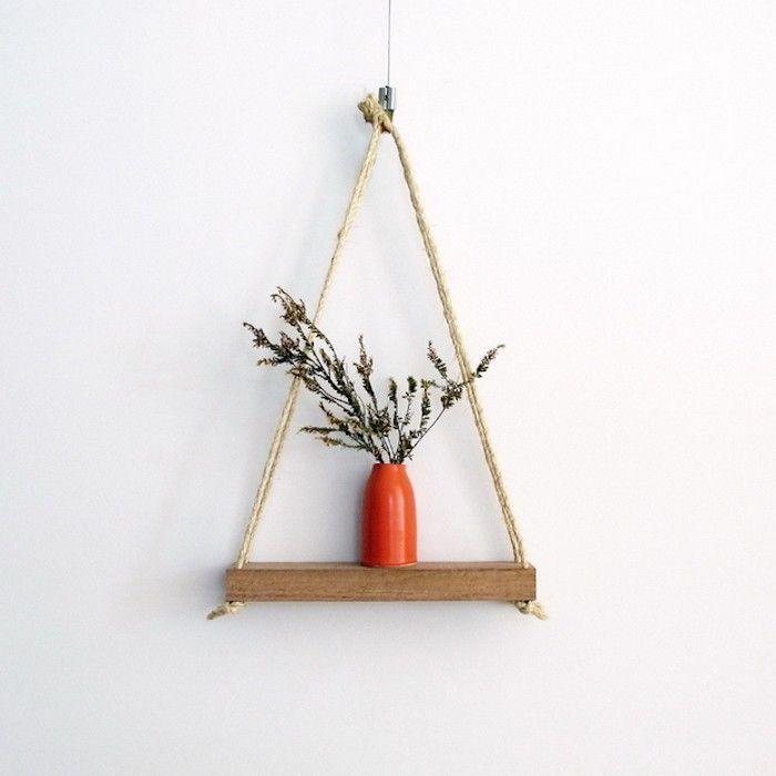 17 meilleures id es propos de tag res suspendus sur. Black Bedroom Furniture Sets. Home Design Ideas