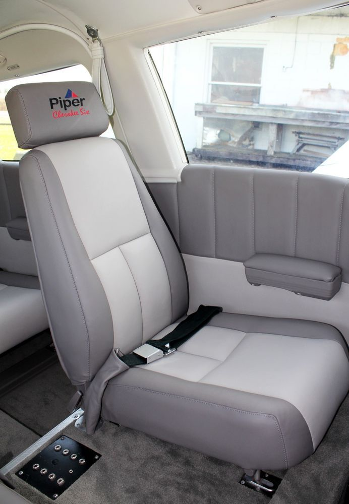 Piper Seneca Saratoga Cherokee Six Lance Leather Interior
