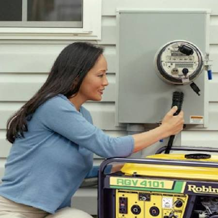 Wandering through YouTube, I found what may be the best way to hook up a generator to your house. Its brilliantly simple and safe. Manual transfer switches require wiring inside the electric panel, generator interlocks a bit less wiring. This rig, technically called a meter mounted transfer switch, no wiring. Instead of messing with your...Read More »