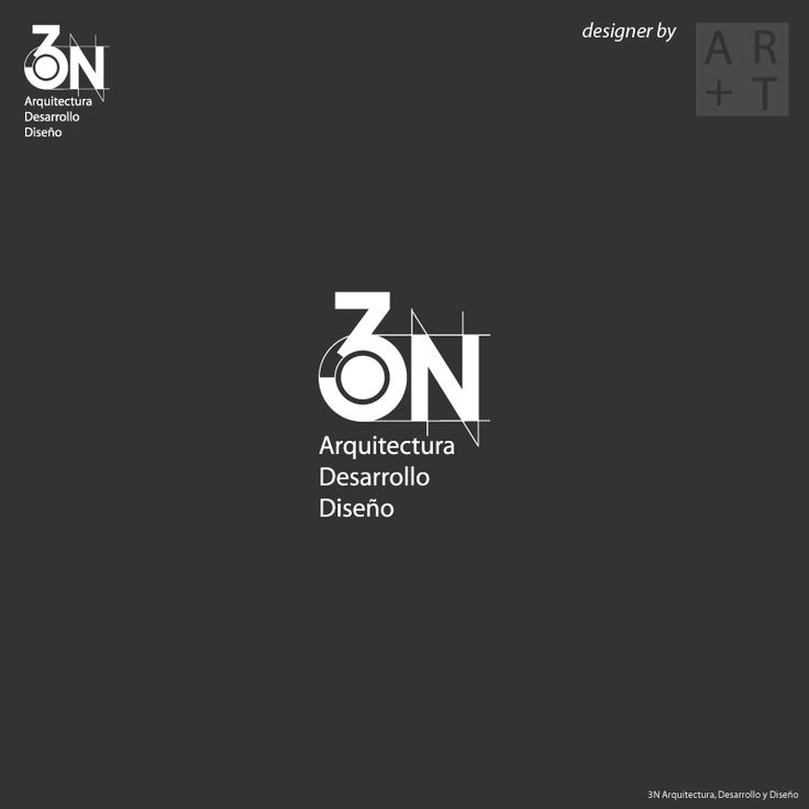 3N Architecture logo by ~argatraffic on deviantART