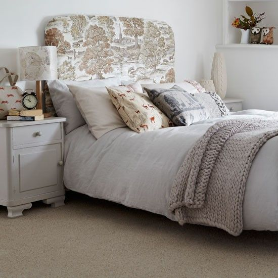 Be inspired by nature | Country bedroom ideas - 10 of the best | Bedroom | PHOTO GALLERY | Country Homes and Interiors | Housetohome