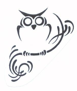 Uns dias atrás a gente viu uma série de fotos de tatuagens de corujas e falamos do significado delas, e hoje estou a fim de passar a vocês alguns desenhos de tatuagens de corujas
