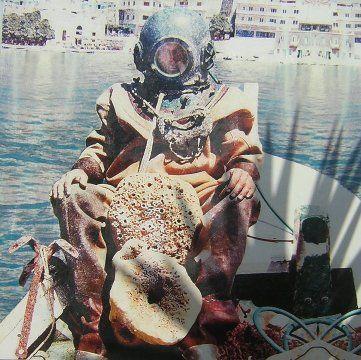 Kalymnos Sponge Diver