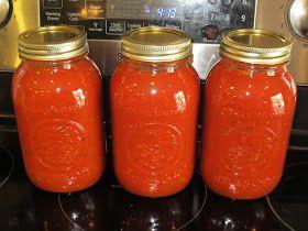 Wanna Lick the Spoon?: Spaghetti Sauce