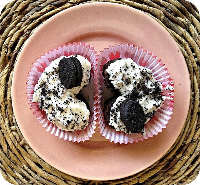 Life's Simple Measures: Secret Recipe Club: Oreo Cookie Brownies