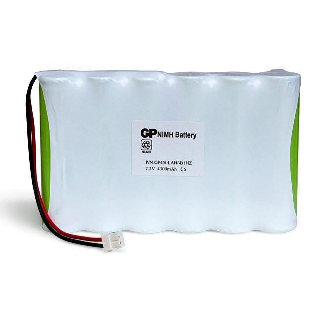 Mire este producto que puede interesarle: Bateria Recargable 7,2 V MIR 972301. #espirometros