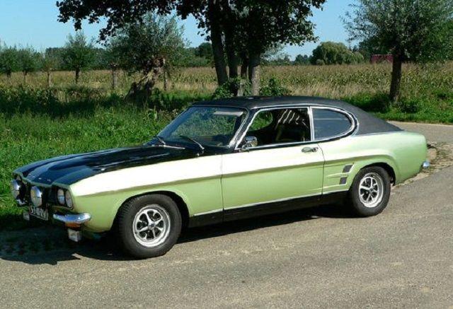 1971 Ford Capri V6 In 2020 Autos Und Motorrader Automobil Ford