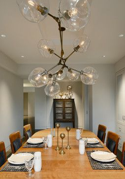 Harry Elson Architect PC | Modern Dining Rooms