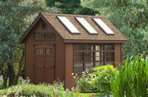 Portable Mini Houses For Sale from Lancaster, PA. Custom built small houses direct from the manufacturer. Get a turn-key mini house from Sheds Unlimited.