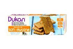 """Εικόνα του """"Dukan Expert, Μπισκότα Βρώμης Dukan με Γεύση Καρύδα, 225 gr"""""""