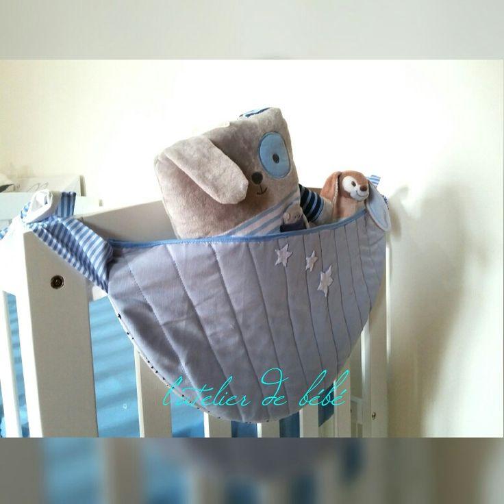 Porte doudou l'atelier de bébé 3500da