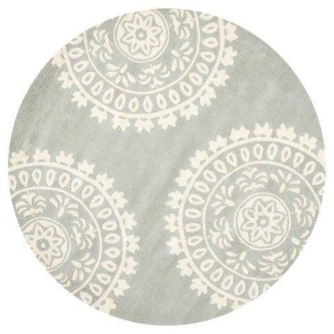 Safavieh Jerod Area Rug - Grey/Ivory