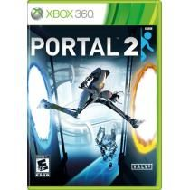 Portal 2 - Xbox 360 bought on an online rummage site