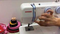 Janome Argentina - YouTube - 2032 (Parte 1)