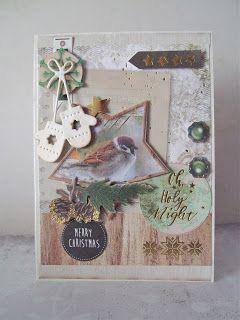 Moje biurko: Ptasie Święta :)