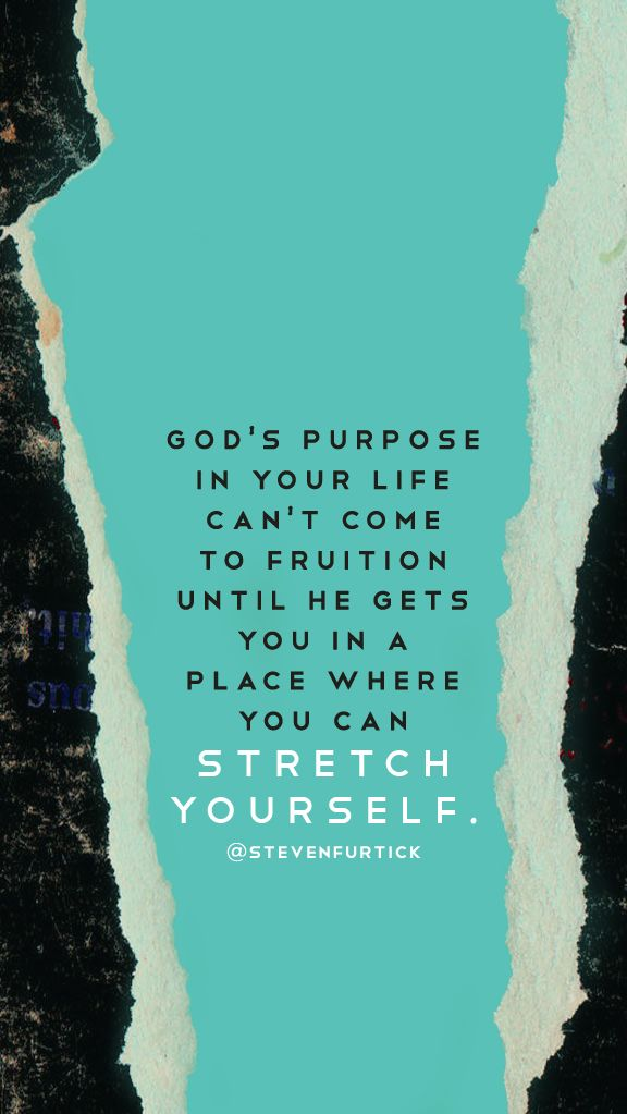 Pastor Steven Furtick, quote from the sermon You Had To Be There.