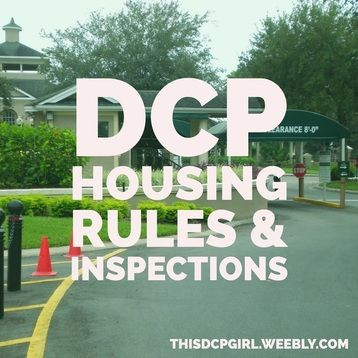 DCP Housing Rules and Inspections | Disney College Program