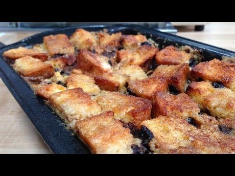 Jessica Alba's Dairy-Free Banana and Apple Bread Pudding Recipe | Healthy Recipes - YouTube
