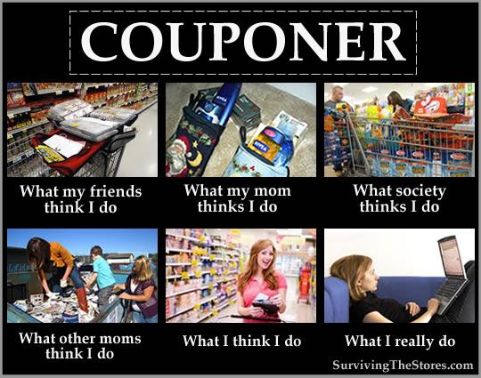 Extreme couponing true or false