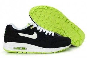 2015 offerte scarpe nike air max 1 uomo - nere/bianche/verdi sconto 50% italia