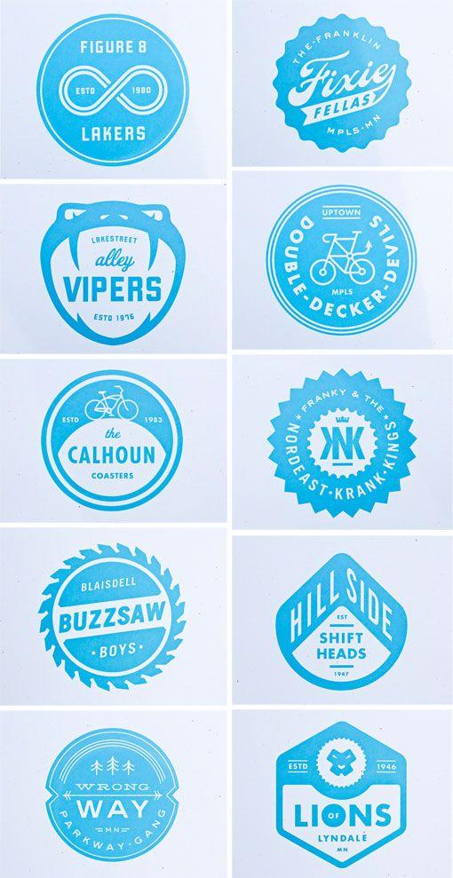 Artcrank 2012 | Designer: Allan Peters .. round logo inspiration
