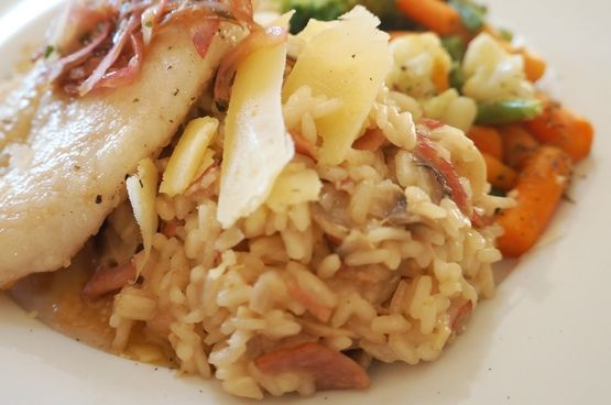 Slowcooker Risotto   Stay at Home Mum #recipes #risotto #slowcooker