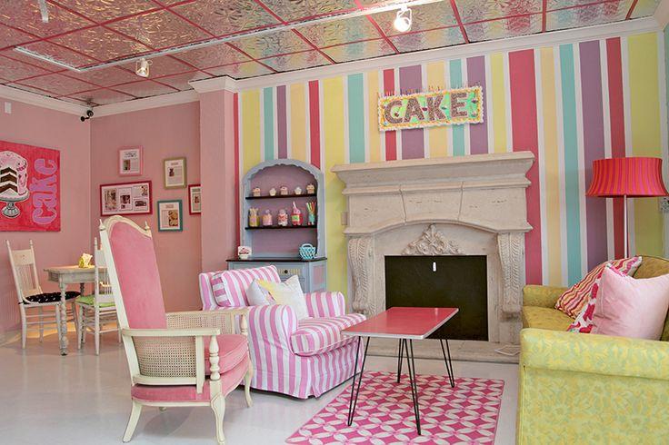 Cute Bakery Cupcake Shop Cake Bake Leahs Sweet Treats Fort Worth TX