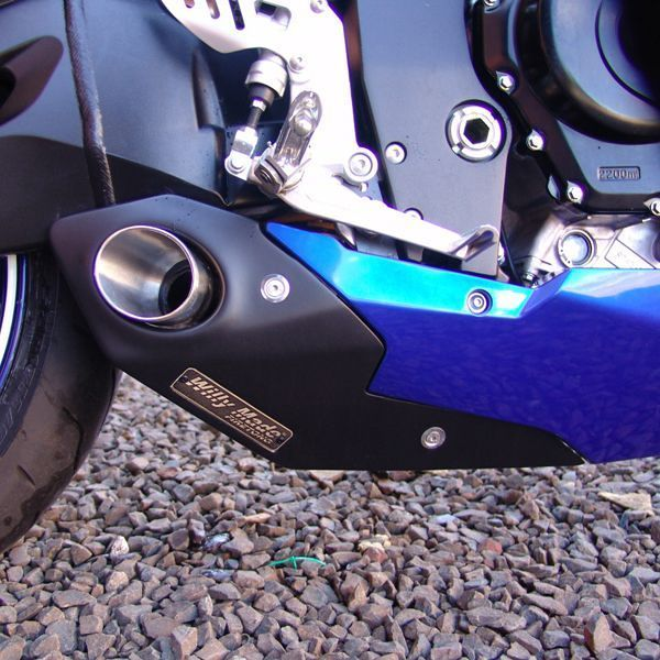 Ponteira Firetong Willy Made GSXR 750 (10-13) + Coletor - MotoMobile