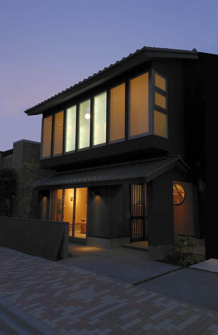 Po House Japanese / Modern mix.