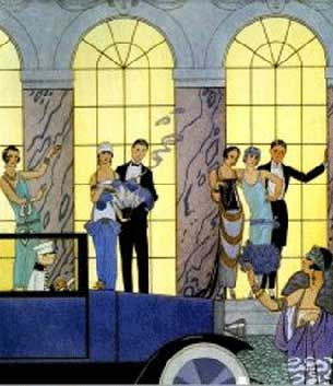 gatsby | #1920s #20s #twenties #gatsby #thegreatgatsby #book #artdeco: The Great Gatsby, 1920, Jazz Age, Blue Gardens, Book Review, Themed Party, George Barber, Artdeco, Art Deco