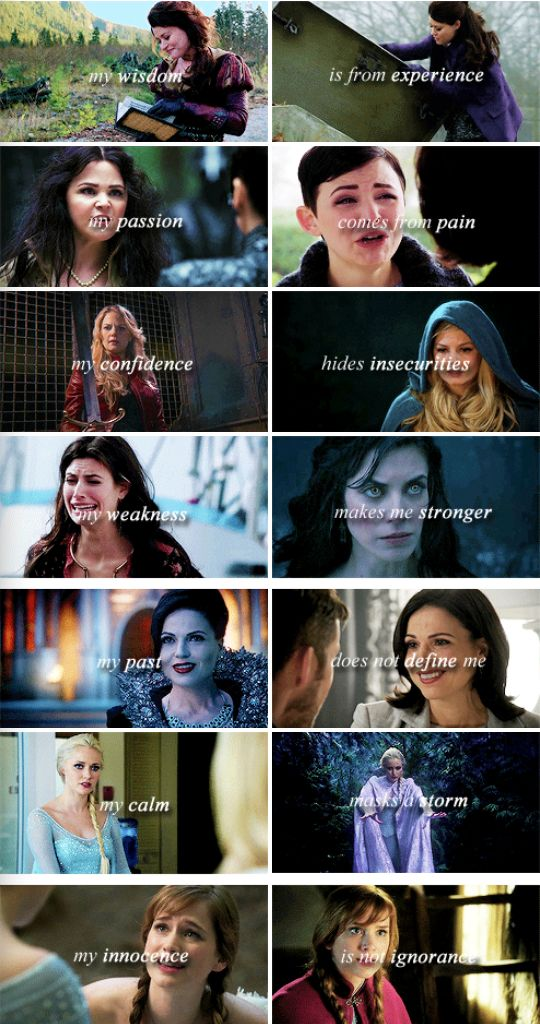 The incredible ladies of OUAT...