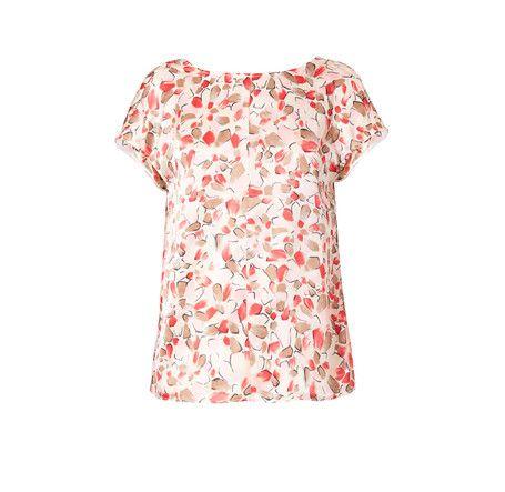 A romantic flower #blouse