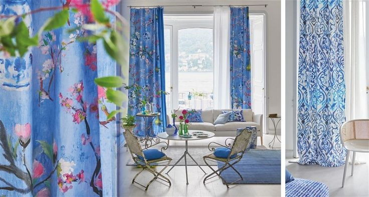 New Fabric Collections | Designers Guild