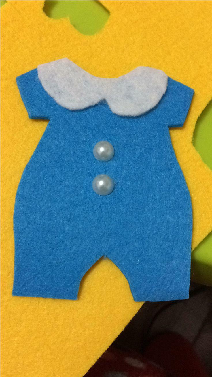 Bebek tulumu magnet