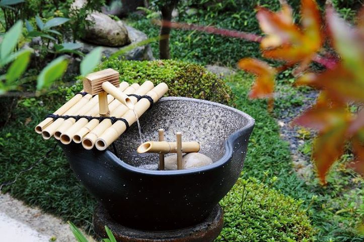 17 best images about japanese garden ideas for small home for Japanese garden water fountain