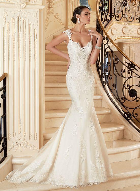 Kitty Chen Wedding Dresses Ivoire Paris - MODwedding