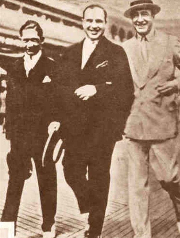 A look at the criminal life and empire of italian gangster al capone