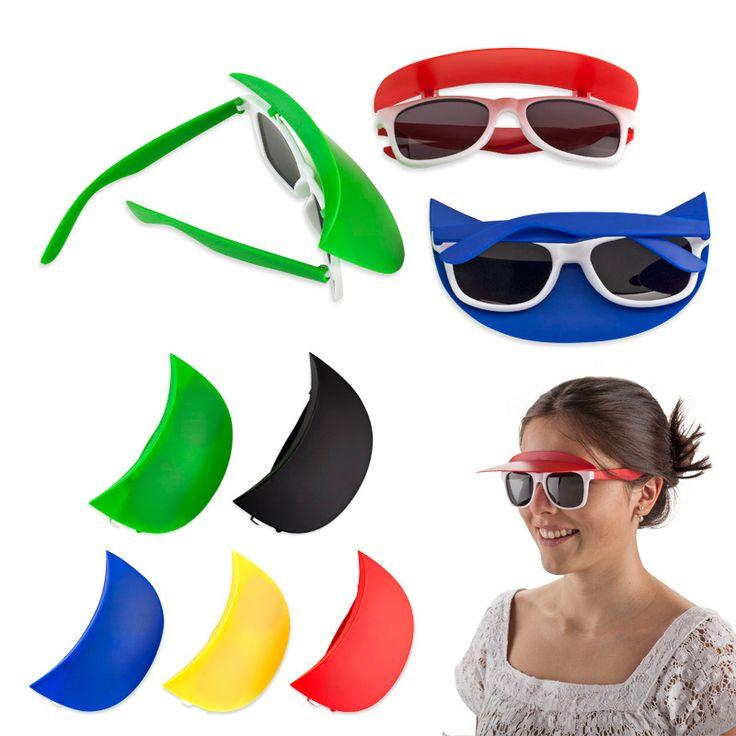 Gafas con Visor
