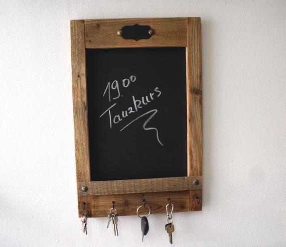 Chalkboard Kitchen Key Board Blackboard Memo Board With