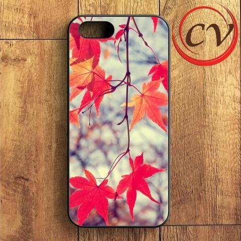 Autumn iPhone SE Case